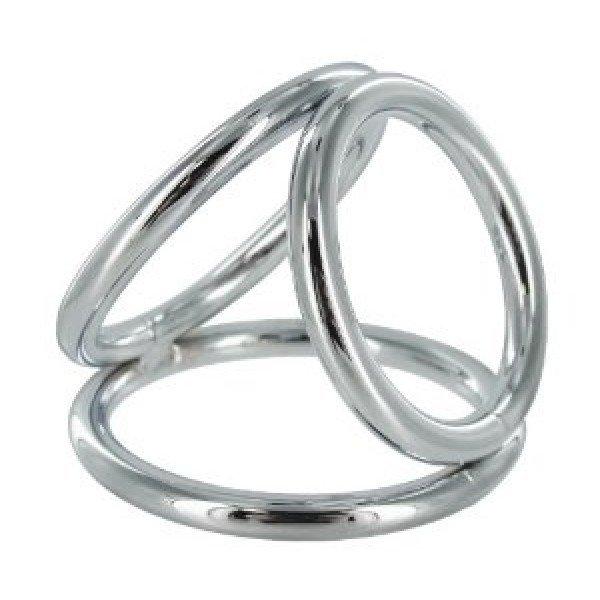 Металлические кольца для пениса