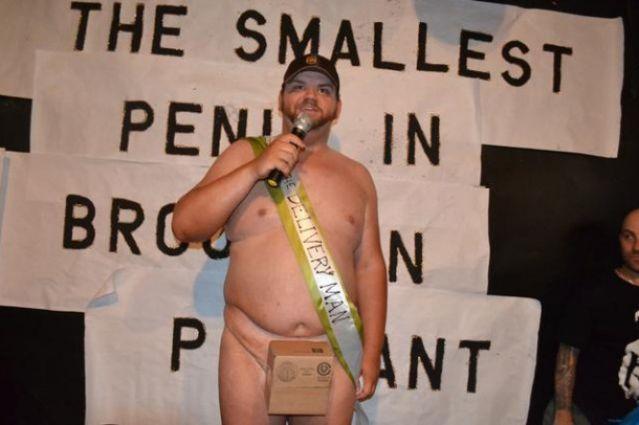 Поляк самый маленький пенис